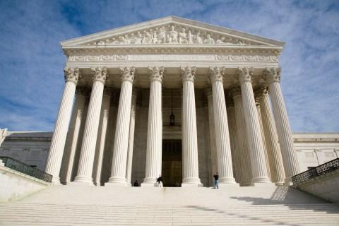 USA - Politics - The United States Supreme Court