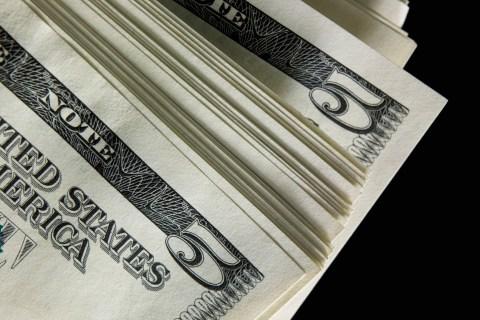 Five Dollar Bills