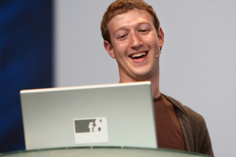 USA - Business - Facebook founder Mark Zuckerberg
