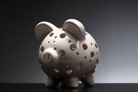 U.S. Debt Piggybank