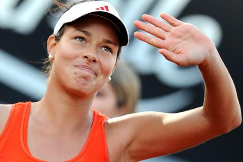 Tennis Player Ana Ivanovic