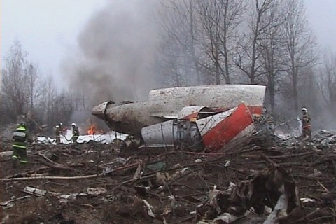 Poland Plane Crash