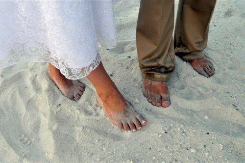 Gulf Oil Spill Weddings