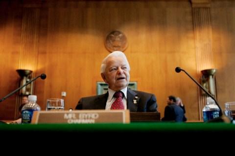 USA - Politics - Senator Robert Byrd