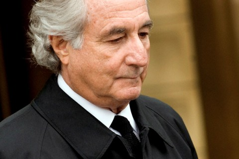 Bernard Madoff ponzi scheme scandal