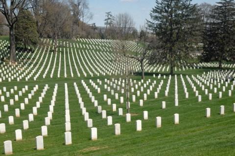 Arlington cemetery, Arlington, Virginia