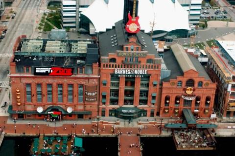 Baltimore's ESPN Zone