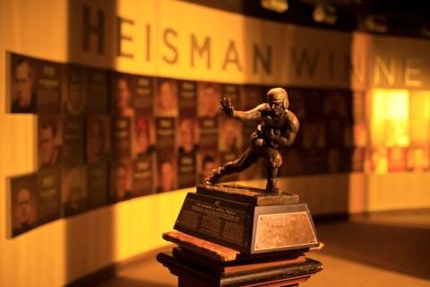 Football - NCAA - Heisman Trophy 2008