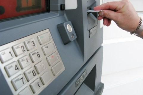 USA - Banking - ATM Machine