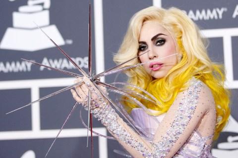 1. Lady Gaga