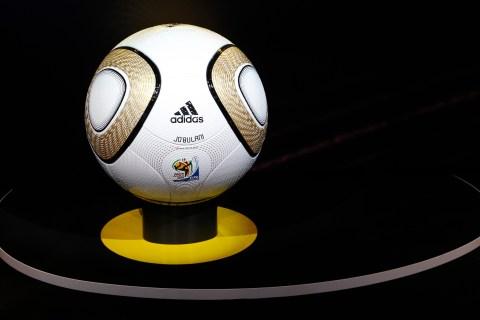 World Cup 2010 final soccer ball