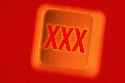 """""""XXX"""" on Computer Key"""