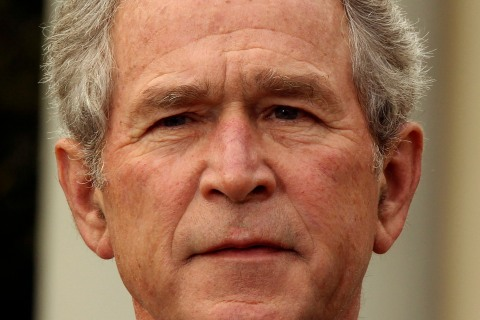 George W. Bush, 2000