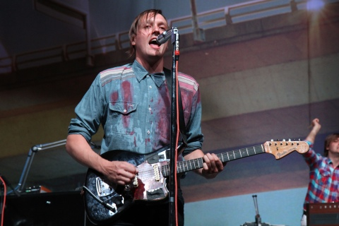 Arcade Fire in Concert - August 9, 2010