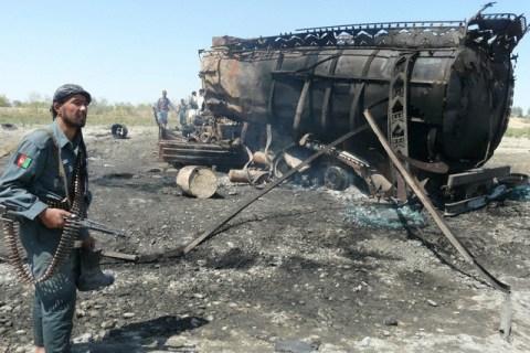 NATO airstrikes killed 90 people in Kunduz