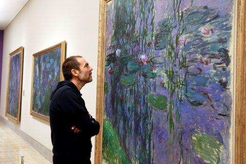 Claude Monet exhibition opens in Madrid