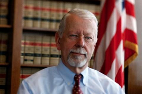 USA - California - Judge Vaughn R. Walker