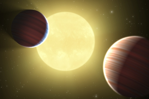NASA's Two New Planets