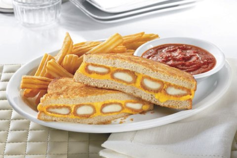Denny's Fried Cheese Melt