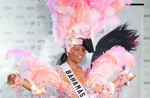 Miss Bahamas — Braneka Bassett