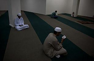 At Park 51 (Ground Zero mosque)