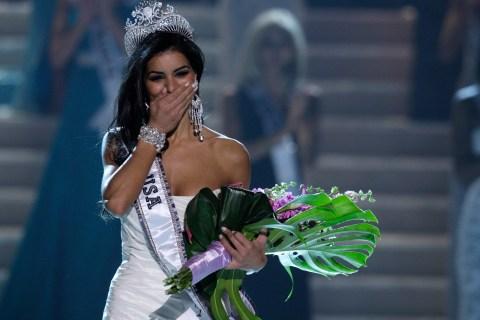 Miss USA Rima Fakih