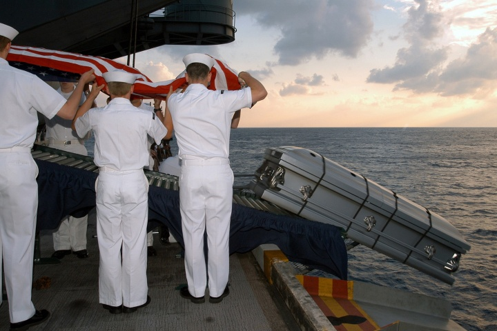 How to Bury a Loved One at Sea in 4 Easy Steps | TIME.com