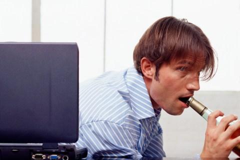Drinking Computer