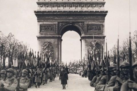 Paris 1918