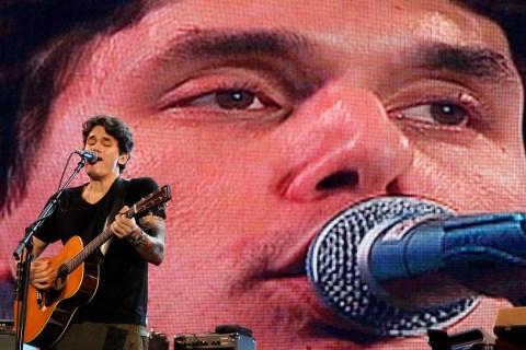 U.S. Musician John Mayer