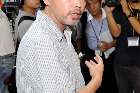 Japanese Journalist Kosuke Tsuneoka