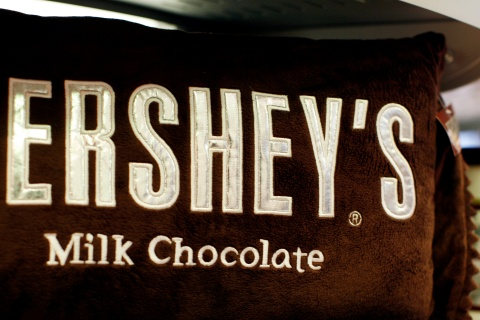Hershey's Candy Pillow