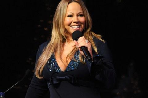 "Mariah Carey ""Merry Christmas II You"" Listening Party"