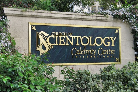 Hollywood Church Of Scientology Celebrity Centre