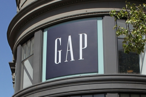 Gap Unexpectedly Posts Double Digit Gain In March Sales Numbers