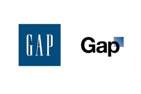 Dueling Gap Logos