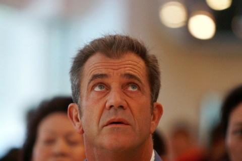 Mel Gibson- despair