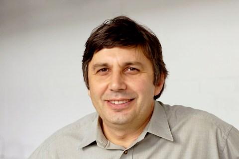 Handout photograph shows Nobel Prize winner Andre Geim