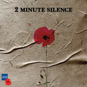 2 minute silence