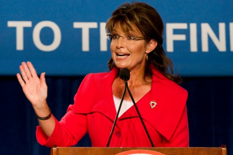 Sarah Palin's Twitter Showdown