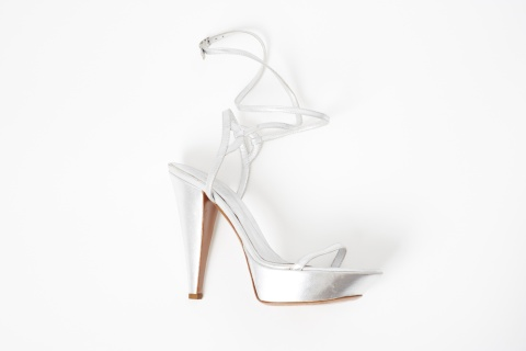 Sienna Miller's Sergi Rossi shoes donated to 'Killer Heels' campaign