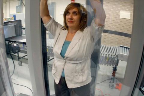 TSA's new full-body scanners