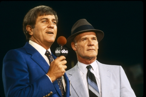 Don Meredith - Dallas Cowboys - File Photos