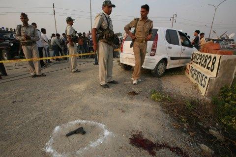 NOIDA Police Kill 3 Abductors In Encounter