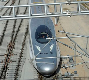 China_High_Speed_Rail