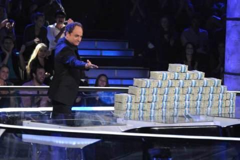 Actor/comedian Kevin Pollak hosts Million Dollar Money Drop