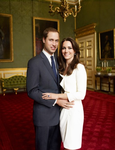 Kate and William's Engagement photo
