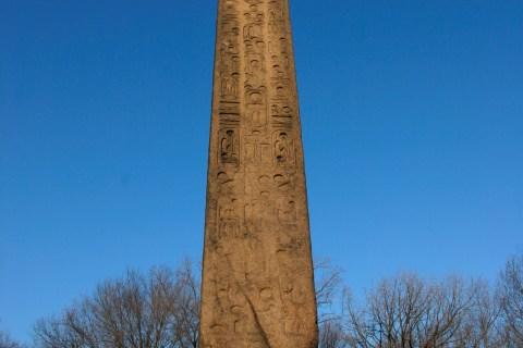 Central Park Obelisk