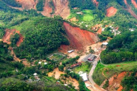Brazil Floods Deaths
