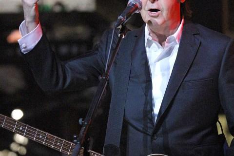 Paul McCartney In Concert - December 13, 2010